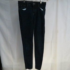 Old Navy Rockstar Women's 12 Tall Jeans Built In